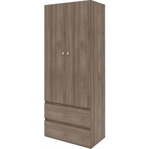 Шкаф платяной ВасКо Рино 205 дуб шамони