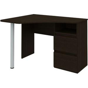 Угловой письменный стол ВасКо Рино 207 венге