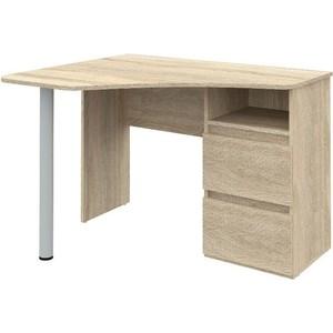 цены Угловой письменный стол ВасКо Рино 207 дуб сонома