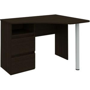Угловой письменный стол ВасКо Рино 212 венге