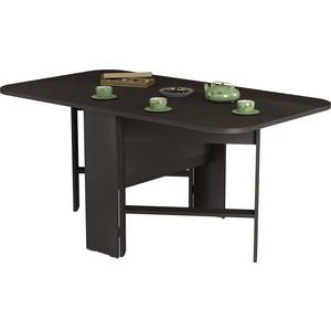 стол обеденный васко ст 8002 слива Стол ВасКо СТ8002 венге