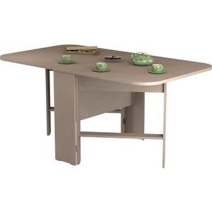 Стол ВасКо СТ8002 дуб молочный стол письменный васко пс4008м1 дуб молочный