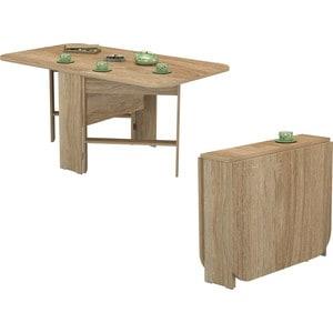 Стол ВасКо СТ8002 дуб сонома письменный стол васко соло 021