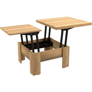 Стол трансформер ВасКо СТ8006 дуб сонома письменный стол васко соло 021