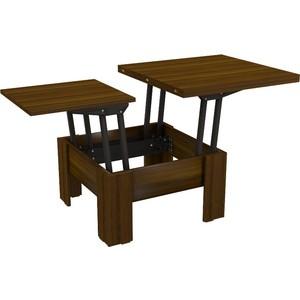 Стол трансформер ВасКо СТ8006 орех валенсия письменный стол васко соло 021