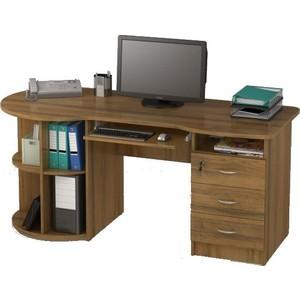Стол письменный ВасКо ПС4002м1 орех валенсия письменный стол детский васко пс 40 03 орех валенсия шатура столы и стулья