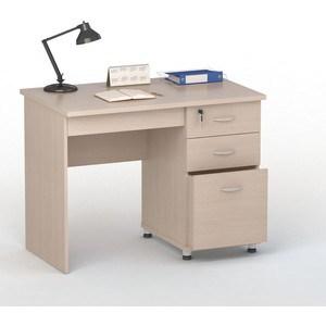 Стол письменный ВасКо ПС4003 дуб молочный