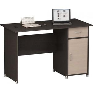 Стол письменный ВасКо ПС4008М1 венге/дуб молочный