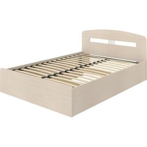 Кровать ВасКо КР 70-06-160 160х200 дуб молочный