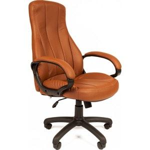 Офисное кресло Русские кресла РК 190 коричневый