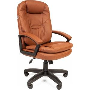 Фотография товара офисное кресло Русские кресла РК 168 Терра коричневый (675797)