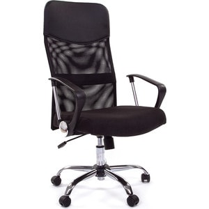 Офисное кресло Русские кресла РК 160 черный офисное кресло русские кресла рк 22 оранжевый