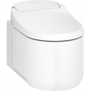 Унитаз-биде электронный Grohe Sensia Arena безободковый (39354SH0) унитаз электронный smart toilet