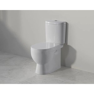 Унитаз компакт SANITA LUXE Art Luxe сиденье дюропласт (ARTSLCC01020622) унитаз подвесной sanita luxe аттика
