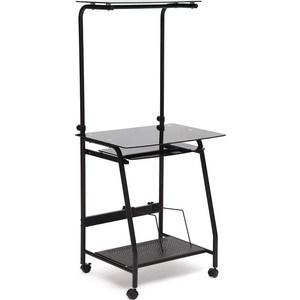 Стол TetChair Prima WRX-03 стекло тонированное черный стол компьютерный tetchair wrx 09 черный серый