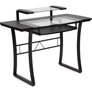 Стол TetChair STUDIO WRX-05 [стекло прозрачное] tetchair стол компьютерный studio wrx 05 черный