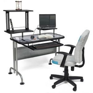Стол TetChair ORISPACE WRX-07 стекло тонированное tetchair стол компьютерный studio wrx 05 черный