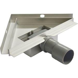 Душевой трап ZorG угловой (ZR TC-3) душевой трап pestan square 3 150 мм 13000007