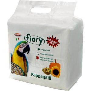 Корм Fiory Pappagalli для крупных попугаев 2,8кг корм дл птиц fiory oro смесь дл попугаев 400г