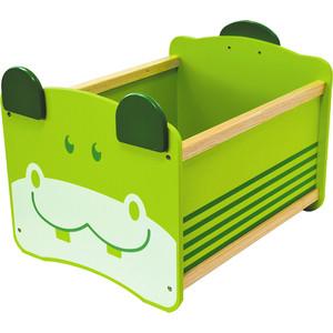 Фотография товара i'm toy Ящик для хранения Бегемот(зелёный) (676096)