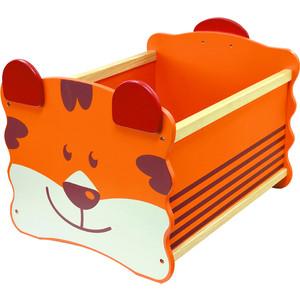 Фотография товара i'm toy Ящик для хранения Тигр(оранжевый) (676098)