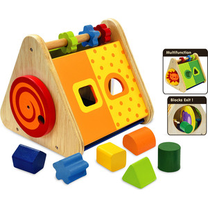 I'm toy Развивающий треугольник