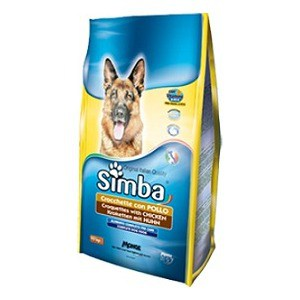 Сухой корм Simba Petfood Dog Croquettes with Chicken с курицей для собак 10кг