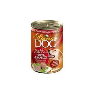 Консервы Special Dog Pate with Tripe Beef c говяжим рубцом паштет для собак 400г
