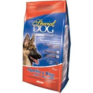 Сухой корм Special Dog Lamb and Rice с ягненком и рисом для собак с чувствительной кожей и пищеварением 4 кг