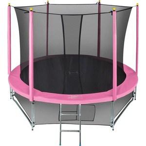 Батут Hasttings Classic Pink (2,44 м) /8FT с сеткой батут sport elite 8ft 2 44 м