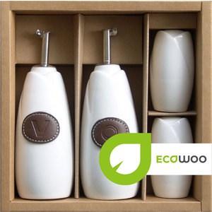Набор для специй Ecowoo (2012235U) набор для специй terracotta дерево жизни
