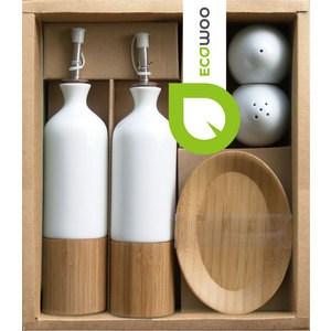 Набор для специй Ecowoo (2012239U) набор для специй terracotta дерево жизни