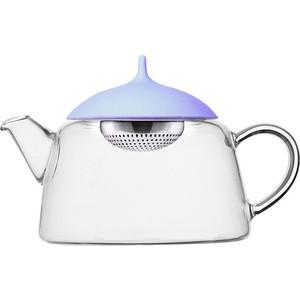 Фотография товара заварочный чайник 0.8 л Folke (TER111/BL) (676921)