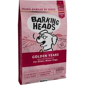 Сухой корм BARKING HEADS Senior Dog Golden Years For Dogs 7 Years+ with Chicken &Trout с курицей и форелью для собак старше 7лет 18кг (1107/18136)