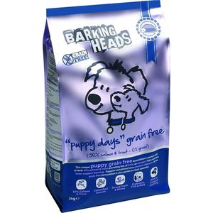 Сухой корм BARKING HEADS Puppy Days Grain Free with Salmon &Trout беззерновой с лососем и форелью для щенков 2кг (0803/18138) free shipping lamtop 180 days warranty projector lamp with housing poa lmp127 610 339 8600 for lc xs25
