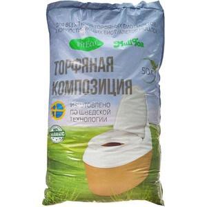 Смесь Piteco для компостирующих биотуалетов (торфяная композиция) 50л (39510) от ТЕХПОРТ