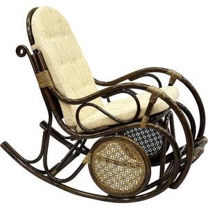Фотография товара кресло-качалка с подножкой EcoDesign 05/10 Б (677110)