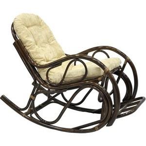 Кресло-качалка с подножкой EcoDesign 05/17 Б