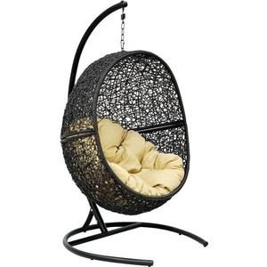 Кресло подвесное EcoDesign Lunar Black Y0068KD 116660 44 116710ln black