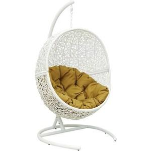 Кресло подвесное EcoDesign Lunar White Y0068KD (W)