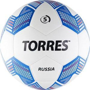 Мяч футбольный Torres Team Russia F30535 р.5