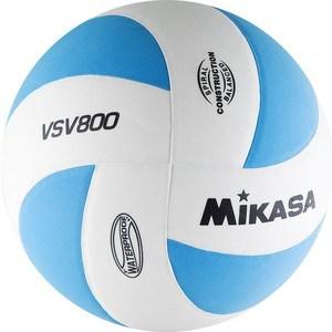 Мяч волейбольный Mikasa VSV800 WB (р. 5) цена