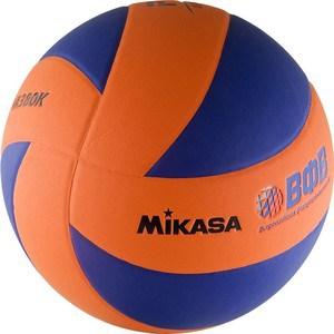 Мяч волейбольный Mikasa MVA380K-OBL (р.5) цена и фото
