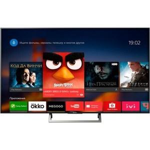 LED Телевизор Sony KD-55XE8596 жк телевизор sony oled телевизор kd 55a1