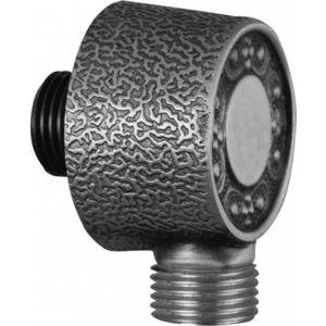 Подключение душевого шланга ZorG Antic серебро (AZR 4 SL)