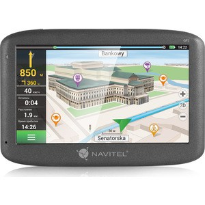 GPS навигатор Navitel E500 junsun 7 inch car gps navigation android bluetooth wifi russia navitel europe map truck vehicle gps navigator sat nav free map