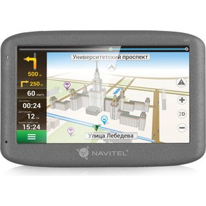 GPS навигатор Navitel N500 junsun 7 inch car gps navigation android bluetooth wifi russia navitel europe map truck vehicle gps navigator sat nav free map