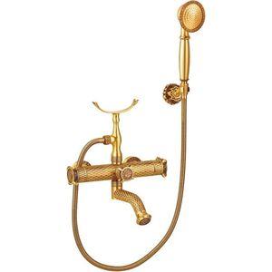 Смеситель для ванны ZorG Antic бронза (A 1000W-BR) смеситель для ванны zorg mlada zr 116 w