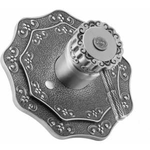Фото Смеситель для душа встраиваемый ZorG Antic серебро (A 105DK-SL) dk eyewitness top 10 travel guide scotland