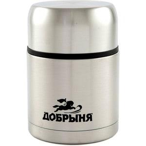 Термос 0.6 л Добрыня широкое горло суповой (DO - 1824)